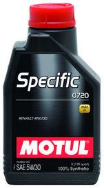 Huile 5w30 specific 0720 motul 1 litre - motul