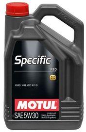 lubrifiant specific 913 d 5w30 5l - motul