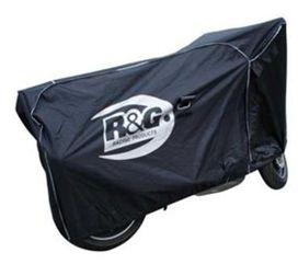 Housse moto r&g noire, exterieure, universelle