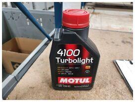 Huile 4100 turbolight - motul