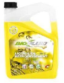 Biofluid liquide de refroidissement -25 type d 5 l  - BIOFLUID