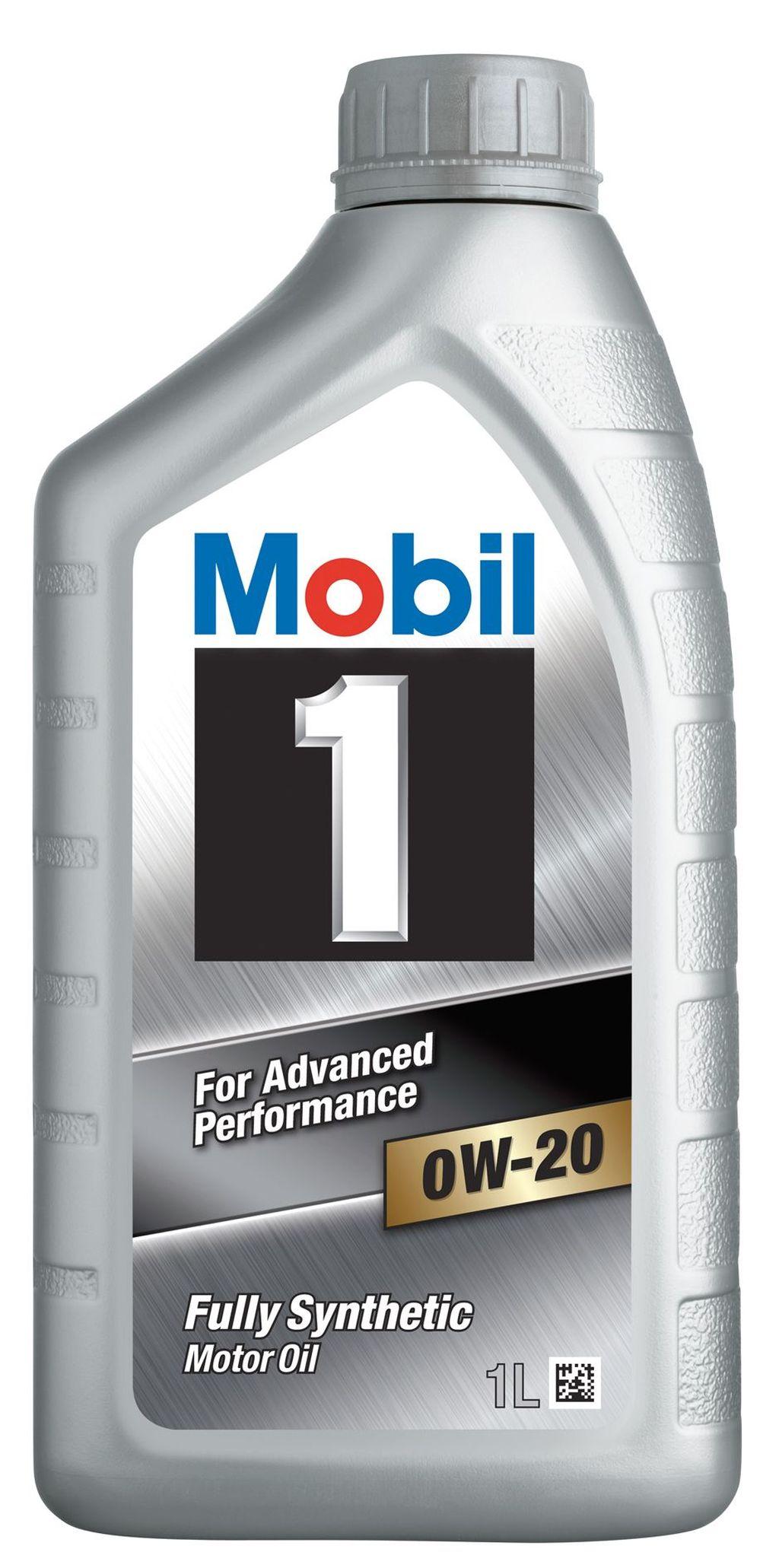 Huile moteur mobil 0w20 1 litre 152125 - mobil