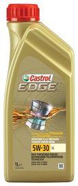 Edge titanium 5w30 ll bidon 1 l - castrol