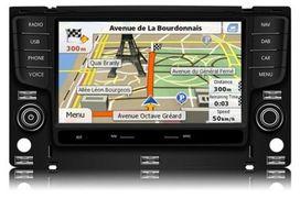 Station multimedia replica 16vwg7  vw pour  golf7 - replica