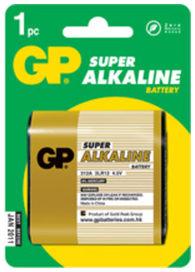 3lr12b pile alcaline 4.5v  - GPBATTERIES