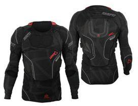 Gilet de protection leatt 3df airfit noir taille s/m
