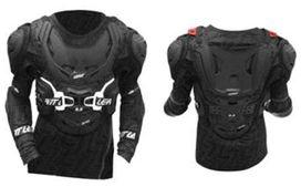 Gilet de protection leatt protector 5.5 junior noir t.s/m