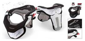 Leatt brace gpx trail blanc t. s/m - LEATT