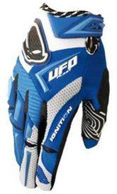 Gants ufo mx23 bleu t.l