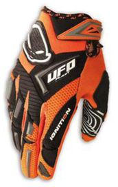 Gants ufo mx23 orange t.s