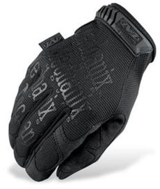 Gants mechanix original noirs t.xl