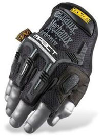 Gants mechanix m-pact fingerless t.xl