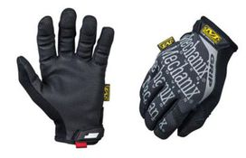 Gants mechanix grip 2 noir/gris t.l