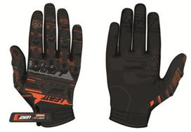 Gants leatt airflex wind noir/orange t.l  - 9
