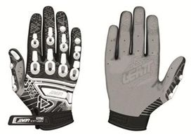 Gants leatt airflex lite blanc/noir t.m - 8