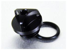 Bouchon d'huile pro-bolt alu noir honda cbr600rr/1000rr