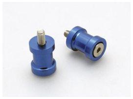 Pions de bras oscillant r&g m8 bleu