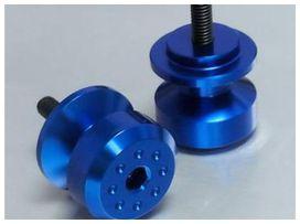 Pions de bras oscillant m6 pro-bolt alu bleu