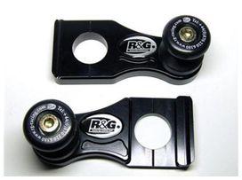 Pions de bras oscillant avec platine r&g gsxr600/750 '06-09