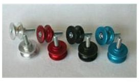 Diabolo levage d10mm racing rouge ultima alloy
