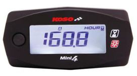 Compteur d'heure koso mini style universel - KOSO