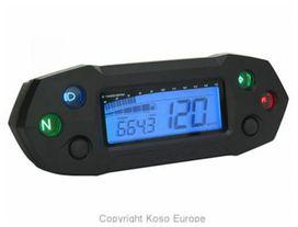 Compteur digital mutlifonctions koso db01r universel - KOSO