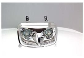 Feux booster led r8 chrome - BIHR