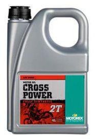 Cross power 2t 4l - MOTOREX