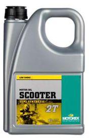 Scooter 2t 4l - MOTOREX