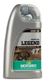 Legend 4t 20w50 1l - MOTOREX