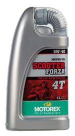 Scooter forza 4t 5w40 1l - MOTOREX
