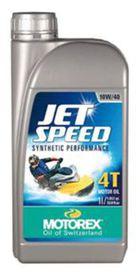 Jet speed 4t 10w40 1l - MOTOREX