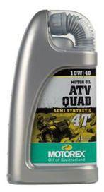 Atv quads 4t 10w40 1l - MOTOREX