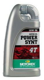 Power synth 4t 10w50 1l - MOTOREX