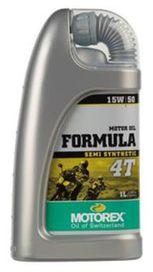 Formula 4t 15w50 1l - MOTOREX