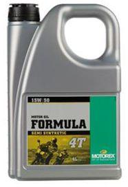 Formula 4t 15w50 4l - MOTOREX