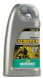 Scooter 4t 10w40 1l - MOTOREX