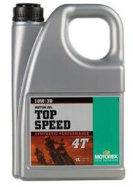 Top speed 4t 10w30 4l - MOTOREX