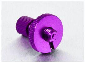 Ajusteur de câble m8 pro-bolt alu violet