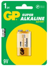 6lr61b 1 pile alcaline 9 v - GPBATTERIES