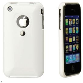 Coque tetrax xcase iphone 3g/3gs blanc - tetrax