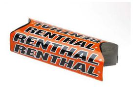 Mousse renthal world team orange pour guidon fatbar