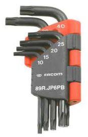 6 clés torx (étui) - FACOM