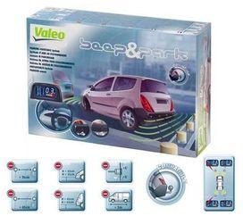 Aide au parking av et ar valeo beep & park n5 - VALEO