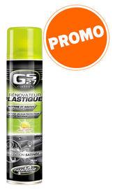 Renovateur plastiques satine citron/orange 400 ml - GS27