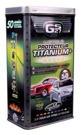 Coffret lustreur titanium+ 500 ml - GS27
