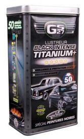 Coffret lustreur titanium+ black intense 500 ml - GS27