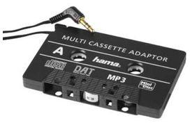 Cassette adaptateur cd/lecteur mp3 - RDI