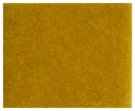 Moquette jaune lisse - RDI