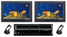 Pack video dvd alpine dhas69680 - ALPINE